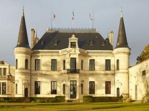 Visite du Château Palmer à 10h COMPLET