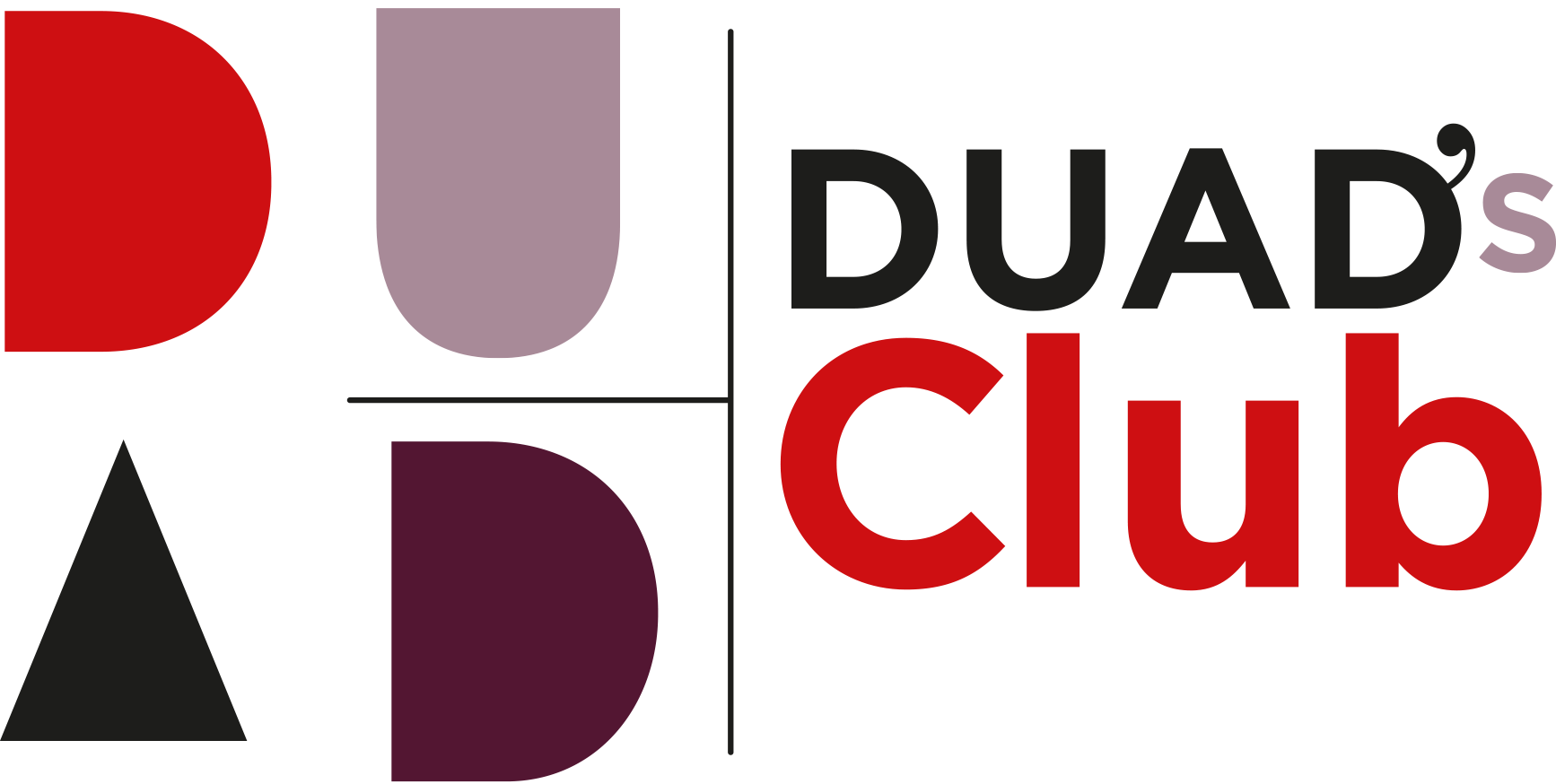 LOGO DUAD Club